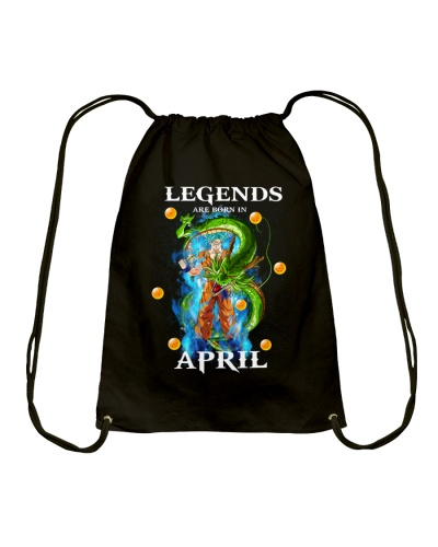 Dragon goku Legends are born in April
