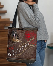 Belgian-Shepherd-Dog-the-road-to-my-heart All-over Tote aos-all-over-tote-lifestyle-front-09