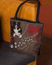 Border-Collie-dog-the-road-to-my-heart- All-over Tote aos-all-over-tote-lifestyle-front-02