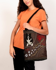 Border-Collie-dog-the-road-to-my-heart- All-over Tote aos-all-over-tote-lifestyle-front-07