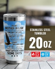 To Mother-In-Law You May Not Have Given Me Gift 20oz Tumbler aos-20oz-tumbler-lifestyle-front-34