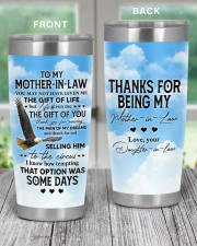 To Mother-In-Law You May Not Have Given Me Gift 20oz Tumbler aos-20oz-tumbler-lifestyle-front-59