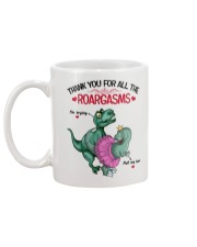 Thank you for all the roargasms - without name Mug back