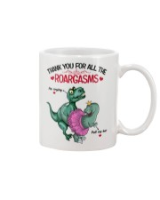 Thank you for all the roargasms - without name Mug front