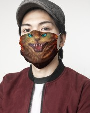 Cats 3d 2 Layer Face Mask - Single aos-face-mask-2-layers-lifestyle-front-08