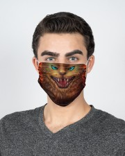 Cats 3d 2 Layer Face Mask - Single aos-face-mask-2-layers-lifestyle-front-20