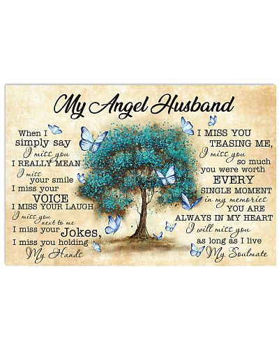 Husband I'll Miss You As Long As I Live