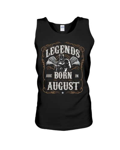 Legend are born in august