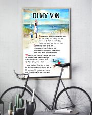 I Am Proud Of You Road Mom To Son 11x17 Poster lifestyle-poster-7