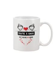 You're A Knob But You're My Knob Mug tile