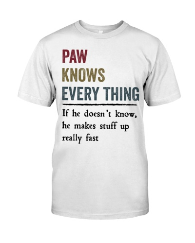know every thing PAW
