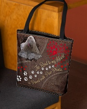 Komodor-dog-the-road-to-my-heart All-over Tote aos-all-over-tote-lifestyle-front-02