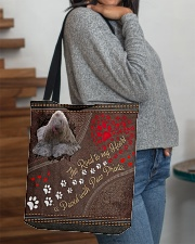 Komodor-dog-the-road-to-my-heart All-over Tote aos-all-over-tote-lifestyle-front-09