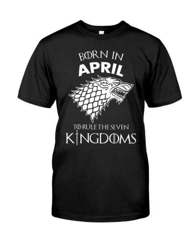GOT Born April