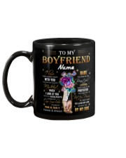 Personalized Name Love Every Moment To Boyfriend Mug back
