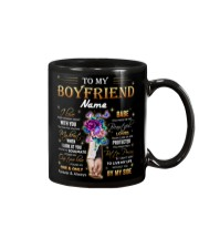 Personalized Name Love Every Moment To Boyfriend Mug front