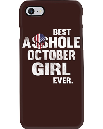 Best asshole October girl