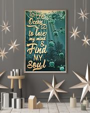 To The Ocean I Go To Lose My Mind 11x17 Poster lifestyle-holiday-poster-1
