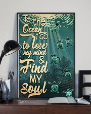 To The Ocean I Go To Lose My Mind 11x17 Poster lifestyle-poster-2