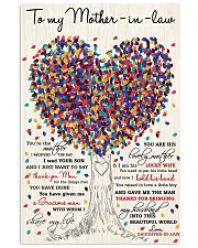 MIL Heart Tree Tks4 Bringing My Husband Into World 11x17 Poster front