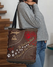 The Road To My Heart Custom name All-over Tote aos-all-over-tote-lifestyle-front-09