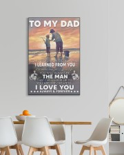 So Much Of Me Is Made Fishing Son To Dad  20x30 Gallery Wrapped Canvas Prints aos-canvas-pgw-20x30-lifestyle-front-05