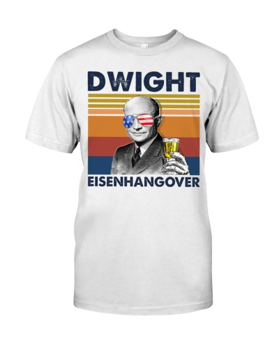 Dwight Eisenhangover Independence Day