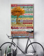 GD Be Brave Beautiful And Just Do Your Best GM 11x17 Poster lifestyle-poster-7