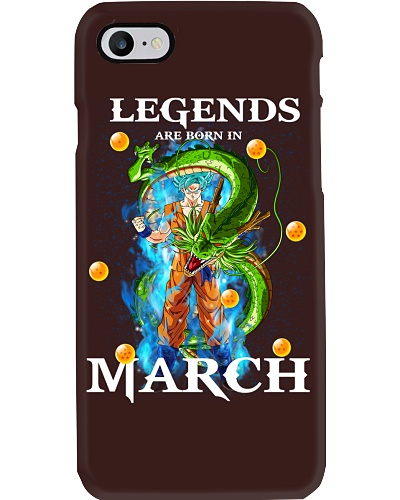 Dragon goku Legends are born in March