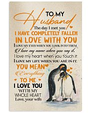 The Day I Met You I Have Completely To Husband 11x17 Poster thumbnail