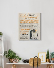 The Day I Met You I Have Completely To Husband 16x20 Gallery Wrapped Canvas Prints aos-canvas-pgw-16x20-lifestyle-front-03