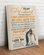The Day I Met You I Have Completely To Husband 16x20 Gallery Wrapped Canvas Prints aos-canvas-pgw-16x20-lifestyle-front-14