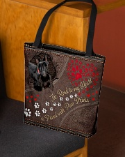Scottish-Terrier-dog-the-road-to-my-heart All-over Tote aos-all-over-tote-lifestyle-front-02
