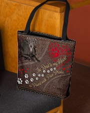 Italian-Greyhound-dog-the-road-to-my-heart All-over Tote aos-all-over-tote-lifestyle-front-02