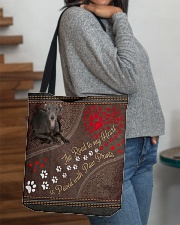 Italian-Greyhound-dog-the-road-to-my-heart All-over Tote aos-all-over-tote-lifestyle-front-09