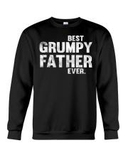Best Grumpy Father Ever Crewneck Sweatshirt thumbnail