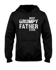 Best Grumpy Father Ever Hooded Sweatshirt thumbnail