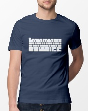 Final Cut Pro Keyboard Classic T-Shirt lifestyle-mens-crewneck-front-13