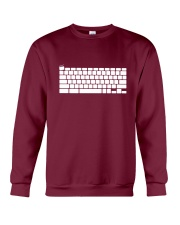Final Cut Pro Keyboard Crewneck Sweatshirt thumbnail