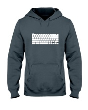 Final Cut Pro Keyboard Hooded Sweatshirt thumbnail