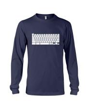 Final Cut Pro Keyboard Long Sleeve Tee thumbnail