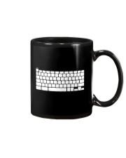 Final Cut Pro Keyboard Mug thumbnail