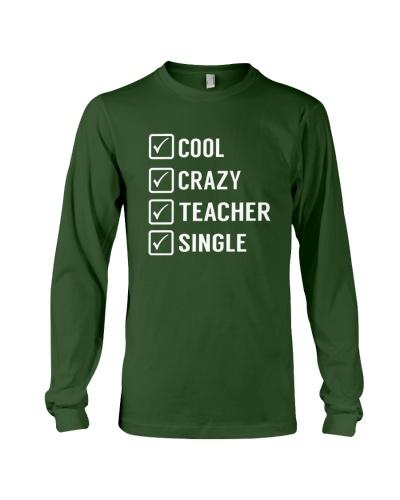 Limited Edition - Teacher crazy