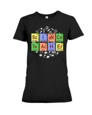 Limited Edition - Science Teacher Premium Fit Ladies Tee thumbnail