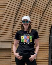 Limited Edition - Science Teacher Ladies T-Shirt lifestyle-women-crewneck-front-4