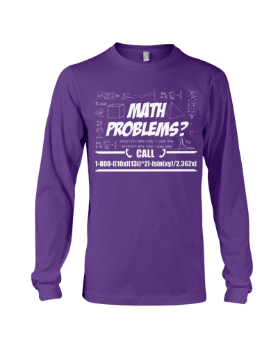 Limited Edition - Math Problem