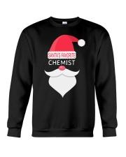 Santa's favorite chemist Crewneck Sweatshirt thumbnail