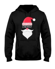 Santa's favorite chemist Hooded Sweatshirt tile