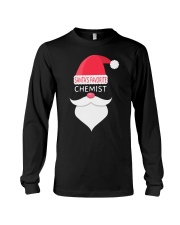 Santa's favorite chemist Long Sleeve Tee thumbnail