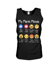 Limited Edition - My Math Moods Unisex Tank thumbnail